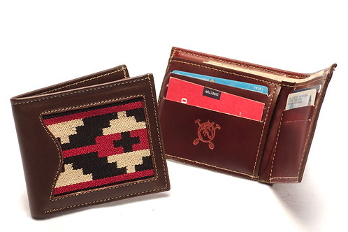 """Men's """"Pampa"""" wallet  with double card slot. BILL 51"""