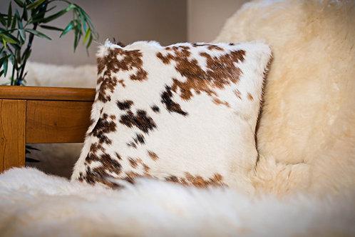 Cowhide cushion. ALM 01