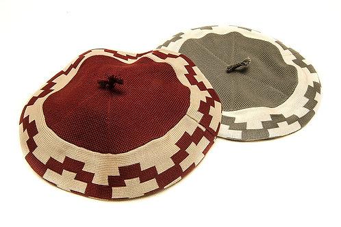 """Pampa"" Thread beret. BOI 05"