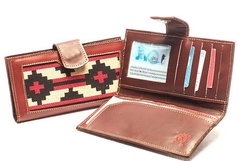"Ladies""Pampa"" wallet, double-folder design . BILL 08"