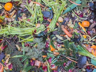 3 Ways Composting Can Help with Mindful Eating