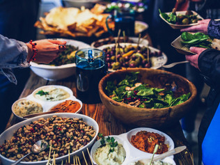 How NOT to Eat All You Can at a Buffet