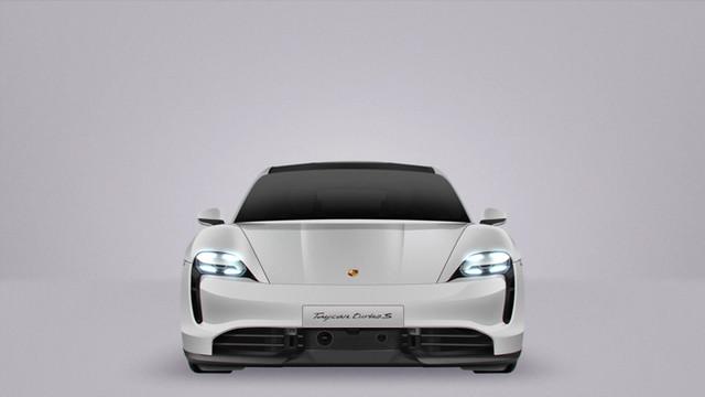 Porsche Taycan Explainer