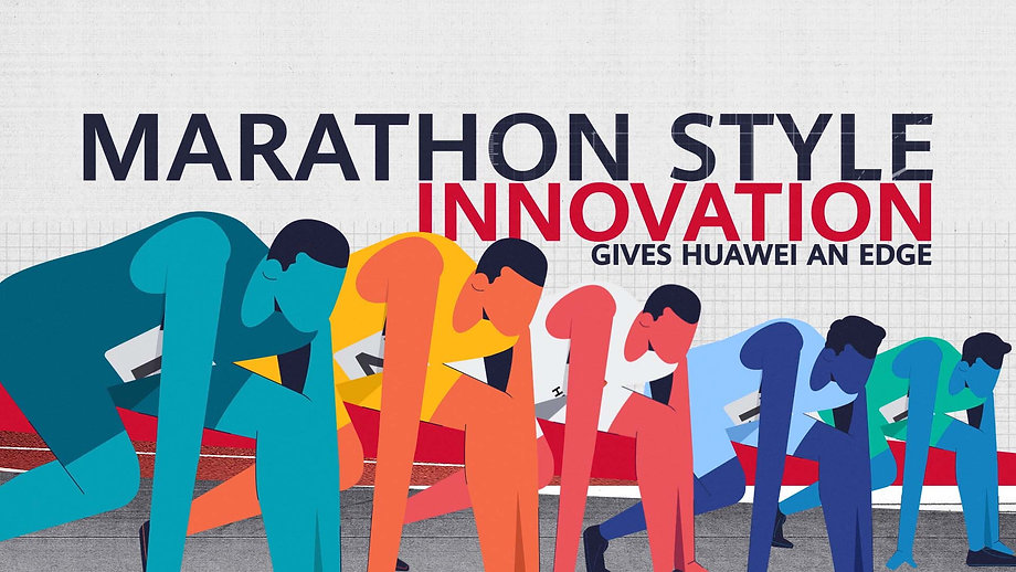 Innovation is a Marathon