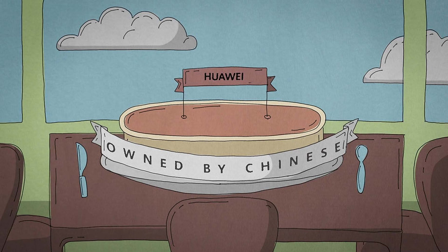 Huawei is Not State Funded