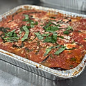 Eggplant Parmesan - 1/2 Tray