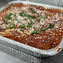 Meatball Parmesan - 1/2 Tray