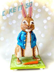 Peter Rabbit gravity cake.JPG