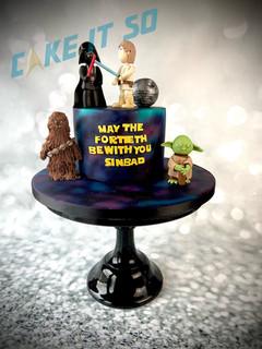 star wars fortieth cake.JPG