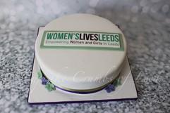 womens lives leeds cake.jpg