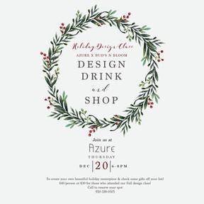 Azure Holiday Flyer