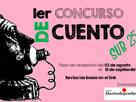 "Bases                                        ""1er Concurso de Cuento                   SUB25"""