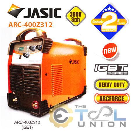 MMA INVERTER WELDER JASIC ARC 400Z312