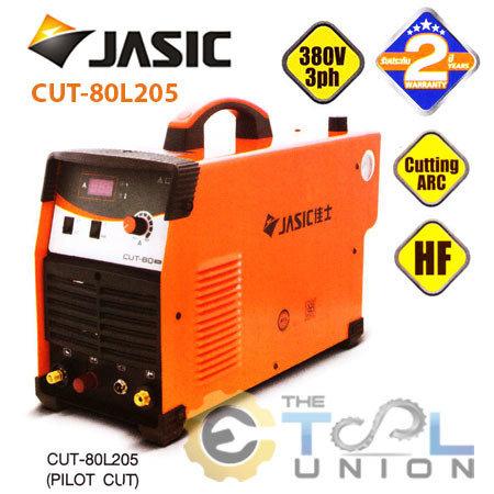 PLASMA CUTTER JASIC CUT80L205 PH3