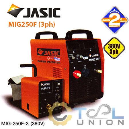 MIGMAG CO2 JASIC MIG250F (3ph)
