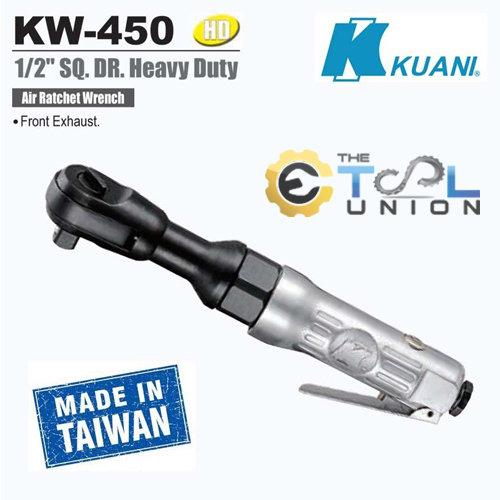 "KUANI ด้ามฟรีกระแทก 1/2"" KW-450"