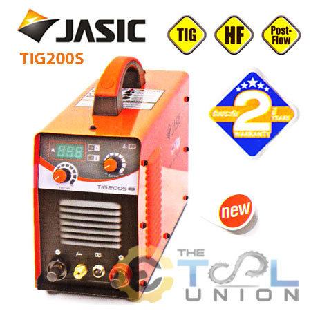 TIG WELDER JASIC TIG-200S