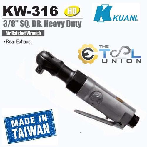 "KUANI ด้ามฟรีกระแทก 3/8"" KW-316"
