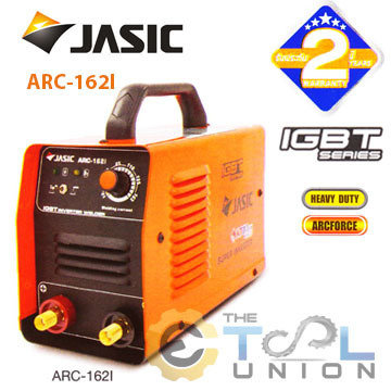 MMA INVERTER WELDER JASIC ARC 162I