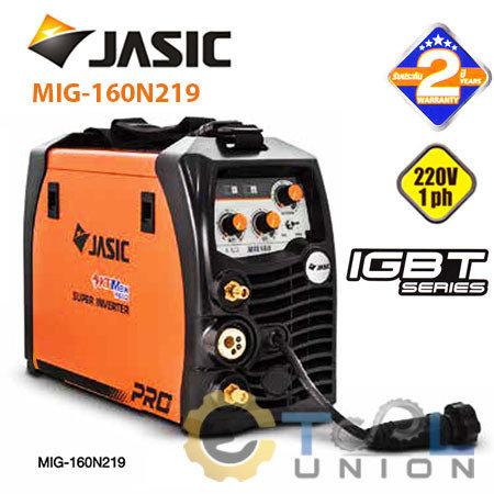 MIGMAG CO2 JASIC MIG 160N219