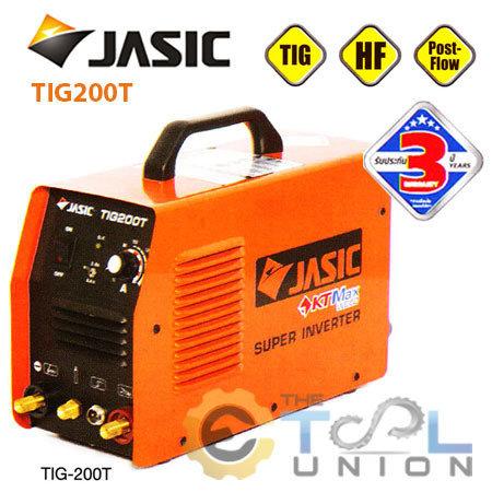 TIG WELDER JASIC TIG-200T