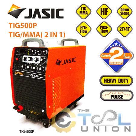 TIGMMA WELDER JASIC TIG-500P