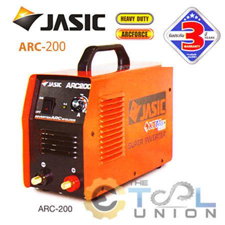 MMA INVERTER WELDER JASIC ARC 200