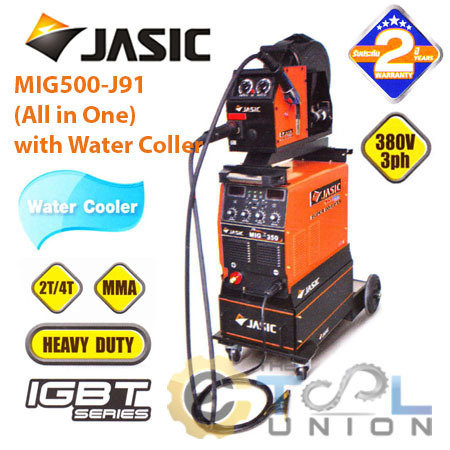 MIGMAG CO2 JASIC MIG500-J91 (All in one)