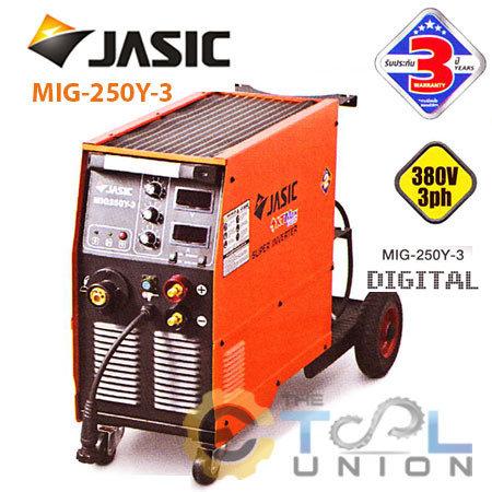 MIGMAG CO2 JASIC MIG250Y (3ph)