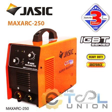 MMA INVERTER WELDER JASIC MAXARC 250