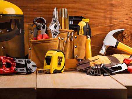 7 เครื่องมือช่างพื้นฐาน ที่ควรมีติดบ้านไว้ให้อุ่นใจ!