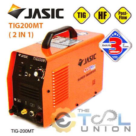 TIGMMA WELDER JASIC TIG-200MT