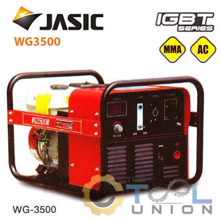 GENERATOR & WELDER JASIC WG3500