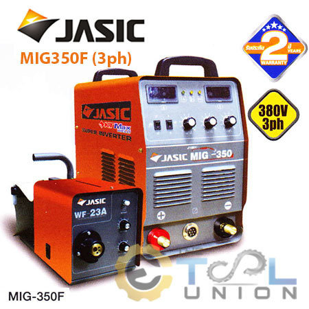 MIGMAG CO2 JASIC MIG350F (3ph)