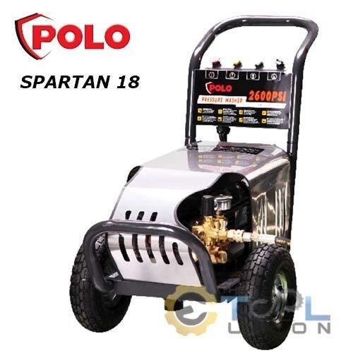 เครื่องฉีดน้ำแรงดันสูง POLO SPARTAN 18