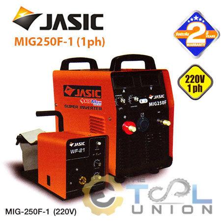 MIGMAG CO2 JASIC MIG250F-1 (1ph)