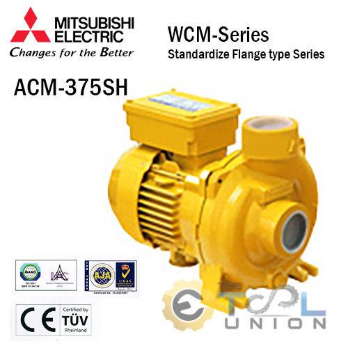 ปั๊มหอยโข่ง ชนิดแรงดันปานกลาง MITSUBISHI WCM Series รุ่น ACM-375SH
