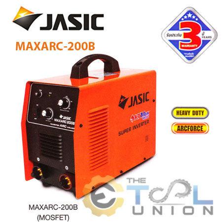 MMA INVERTER WELDER JASIC MAXARC 200B