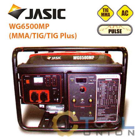 GENERATOR & WELDER JASIC WG6500MP (MMATIGPulse TIG)