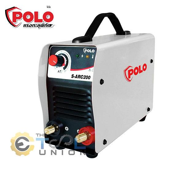 ตู้เชื่อมไฟฟ้า POLO รุ่น S-ARC200