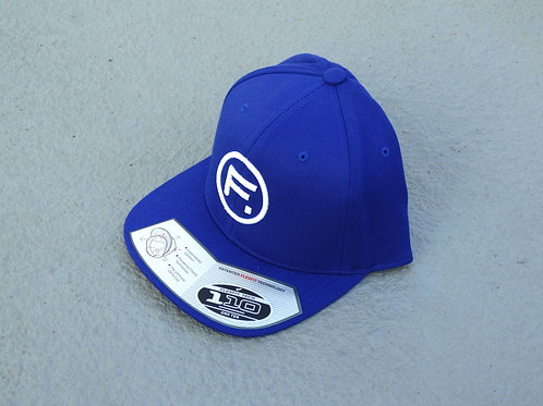 110 Snapback - Royal/White - F. Circle