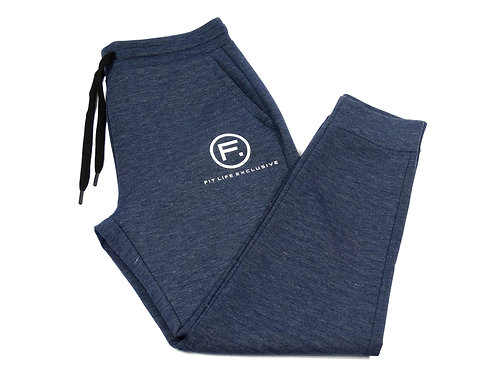 Weatherproof Joggers - Heather Indigo