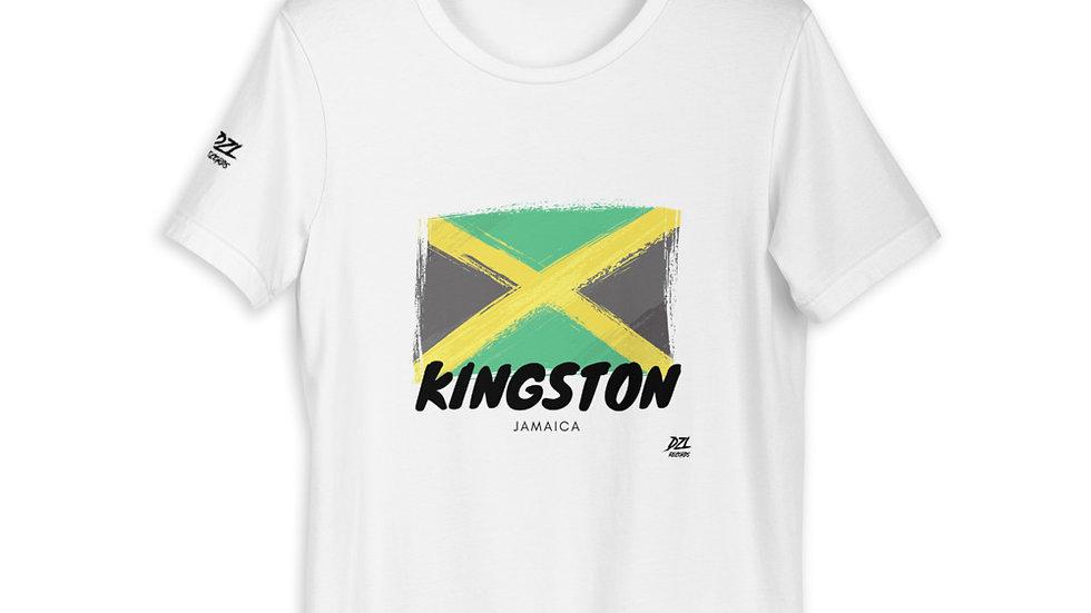 DZL Kingston Jamaica Short-Sleeve Unisex T-Shirt