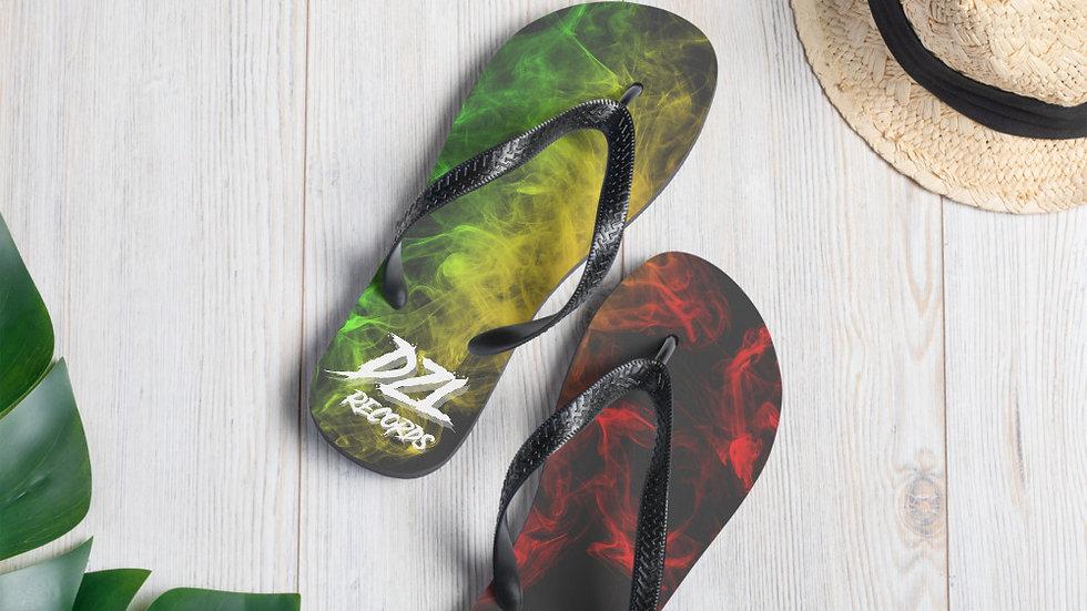 DZL Blaze Flip-Flops