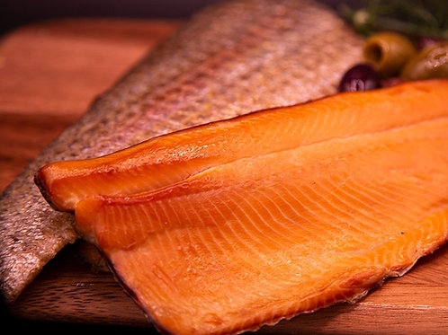 Premium Fresh Smoked Rainbow Trout (2 Fillets Per Bag - Approx. 3-4oz. ea.)