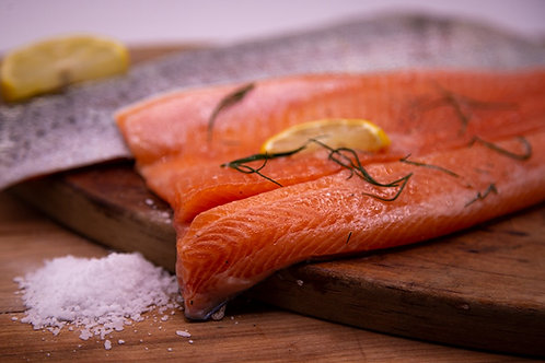 Premium Fresh Boneless Rainbow Trout Fillet (Includes (2) 8 oz. or (4) 4oz.)