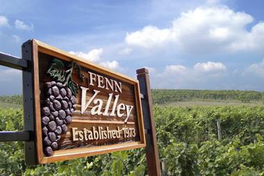 Fenn Valley Vineyards - 20 Minute Drive