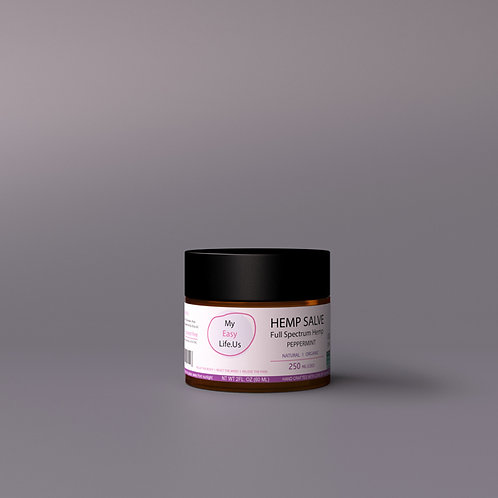 Full Spectrum Peppermint Salve