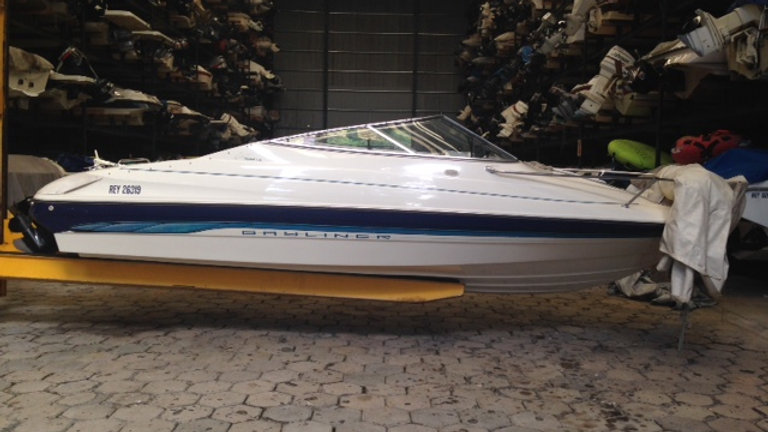 Bayliner2052 LS Cuddy Impecable