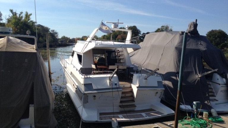 Segue 55 Yacht Camarote popa